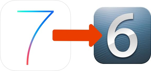 Downgrade-iOS-7-to-iOS-6