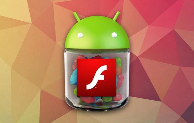 วิธีติดตั้ง Flash บนมือถือ Android
