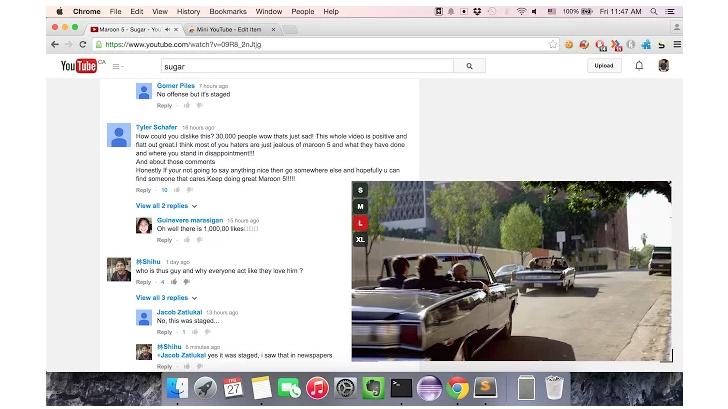วิธีดู Youtube ไป พร้อมกับอ่านคอมเมนท์ไปด้วย เพราะมันจะฮาก็ตรงคอมเมนท์นี่แหละ