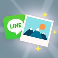 วิธีส่งรูปผ่านแอพฯ LINE ให้เพื่อนแบบไม่โดนลดความละเอียด คมชัดเหมือนภาพต้นฉบับ