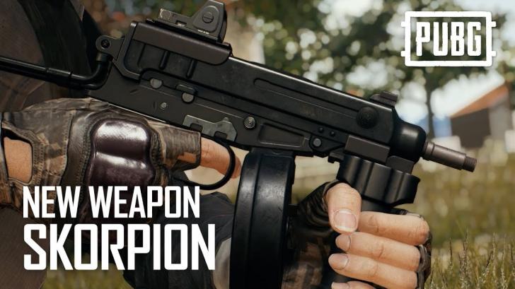 ข้อมูลปืนพก Skorpion : เล็กสั้นขยันซอย !